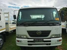A CLEAN AND NEAT NISSAN UD80 WITH A MASS DROPSIDE FOR SALE