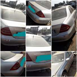 STRIPPING FOR SPARE. BENZ C320 W203  3.2 LITTER