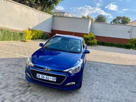 Hyundai i20 1.4 Fluid Petrol Hatchback Automatic For Sale