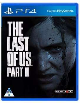 The Last Of Us II (PS4)