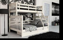 Двухъярусная кровать Скандинавия,Семейная, Новая, в заводской упаковке