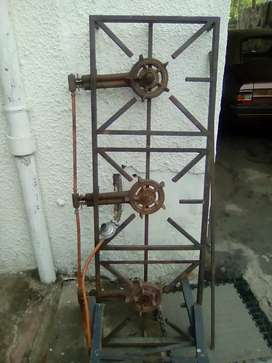 3 plate gas stove sale