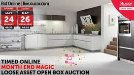 Timed Online Month End Magic Loose Asset Open Box Auction