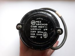 Электродвигатель Mez Nachod UA7F54V