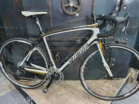 Specialized Roubaix Elite carbon road bike