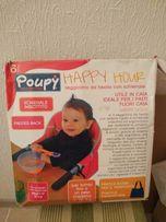 0Итальянский стул фирмы Poupy zerotreanni для кормления