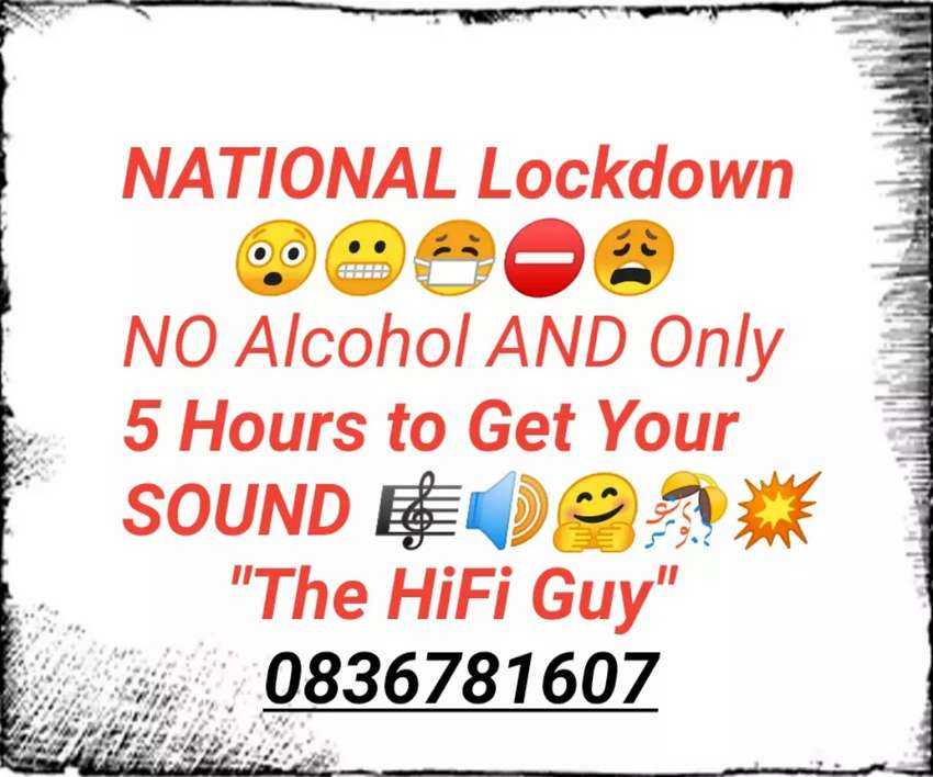 National Lockdown - Get Your Sound TODAY 0
