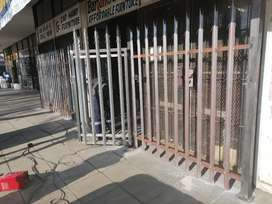 Secure your Business:with Palisade fence  Property Shopping centers