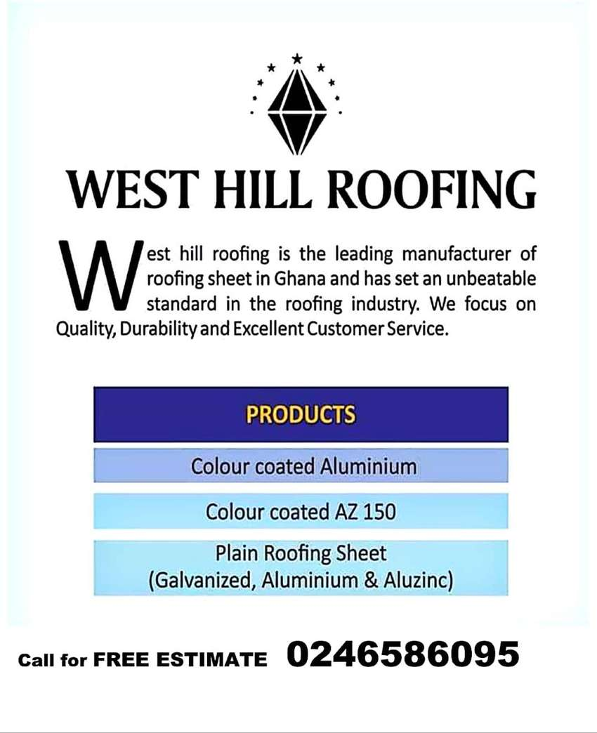 West Hill Roofing 0