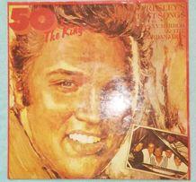 Vinyl Elvis by Danny Mirror&Jordanaires