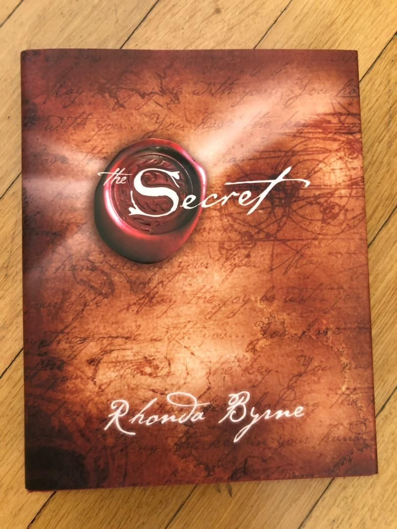 The Secret - Rhonda Byrne 0