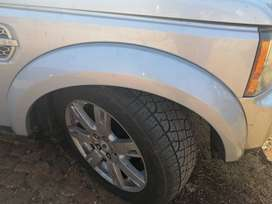 Land Rover Used Spares - Discovery 4 Wheel Arches for sale