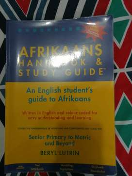 Afrikaans Study Guide