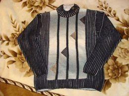продам модный мужской свитер Ferraro, Турция, XL