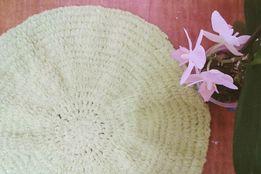 РАСПРОДАЮ! Мягкий вязаный коврик для детской