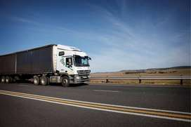 TRANSPORT CONTRACTS FOR PALLETISED CEMENT