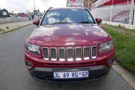 2015 JEEP COMPASS 2.0 LTD