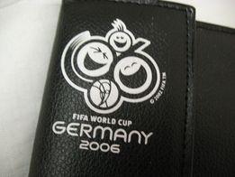 Пригласительный билет ЧМ по футболу 2006 Германия матч Украина-Тунис
