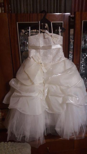 Выпускное детское платье. Очень нежное. Днепр - изображение 1