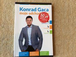 Konrad Gaca moje odchudzanie