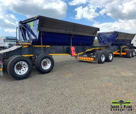2015 Trailord 25m3 Side Tipper FOR SALE