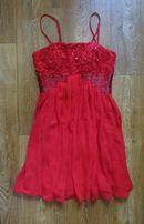 Вечернее платье xs-s,1000руб