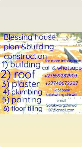 Blessing construction and project