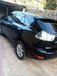 Very clean Toyota harrier 0