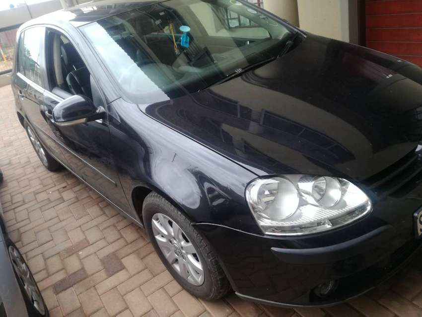 Golf 5 for sale 0