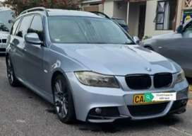 BMW 320d face lift spec lci station wagon