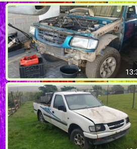 Isuzu KB 280dt spares wanted