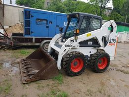 Услуги и аренда мини-погрузчика Bobcat S175