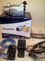 Продам полупрофессиональную цифровую видеокамеру Panasonic NV-GS400GC