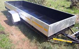 4 meter custom Trailer for Sale