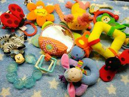 Пакет игрушек музыкальная Подвеска на коляску кроватку погремушка
