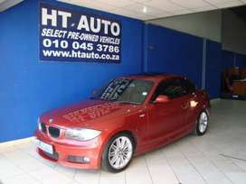 2009 BMW 1 Series 125i Coupe Sport