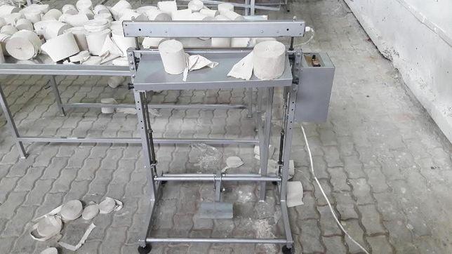 Станок для упаковки туалетной бумаги