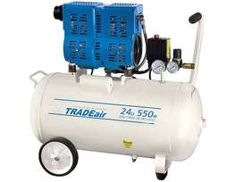 Tradeair 24LT Oilfree Compressor (MCFRC241)
