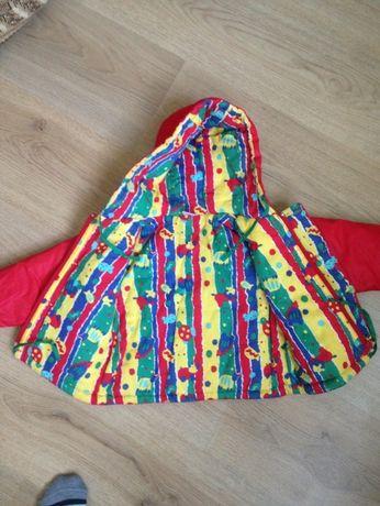Куртка демисезонная на девочку 74см Кропивницкий - изображение 3