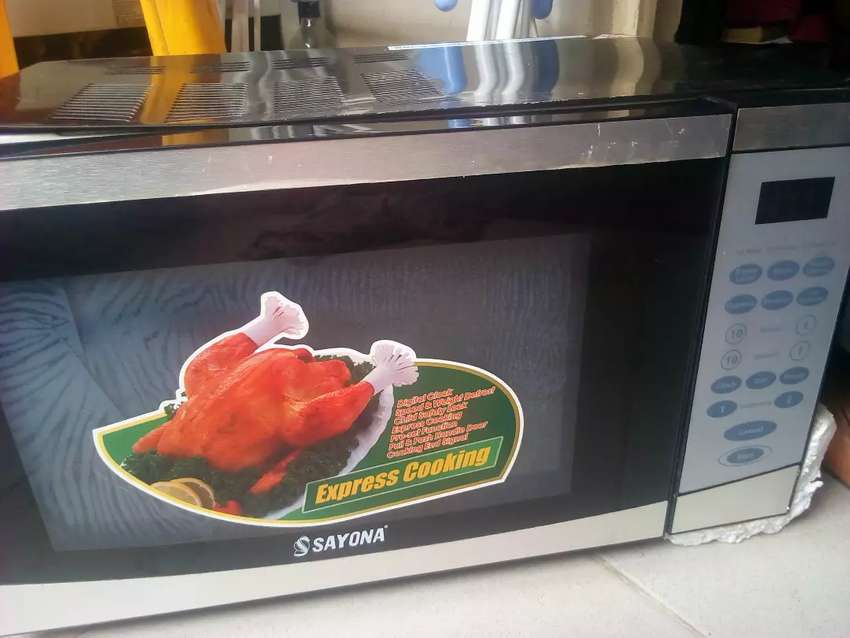 Sayona Microwave For Sale 0