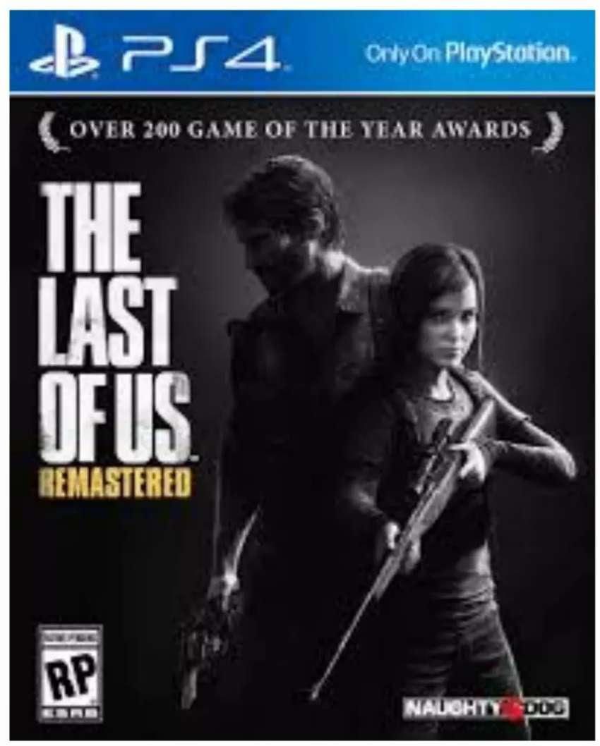 Last of us ps4 game R200