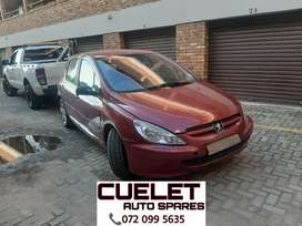 Peugeot 307 stripping for parts and spares