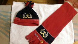 Шапка и шарф. Комплект Disney