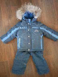 Зимняя куртка+комбез KIKO