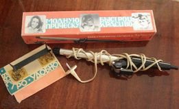 Эксклюзивные электрощипцы-расческа «Завиток».
