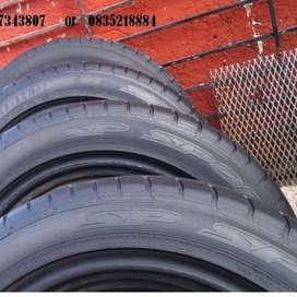 225/50r17 Dunlop Tyres In Stock  Give Us A Call