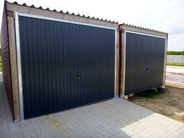 Brama garażowa uchylna - BRAMY garażowe UCHYLNE - drzwi- CAŁA POLSKA