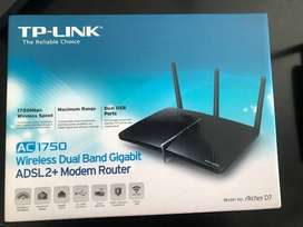 TP-Link, Archer D7, AC1750 WiFi Ac-GB