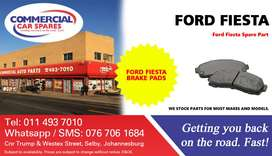 Brake Pads For Ford Fiesta For Sale.