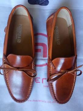 PC Moccasin Tan Casual SI (UK Size 9)